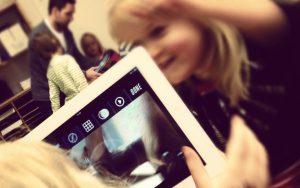 Digitalt berättande och dokumentation med lärplattan